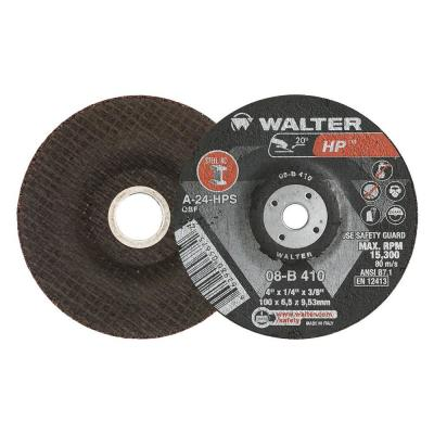 WALTER SURFACE TECHNOLOGIES Flexcut 7 in  x7/8 in  Arbor GR36