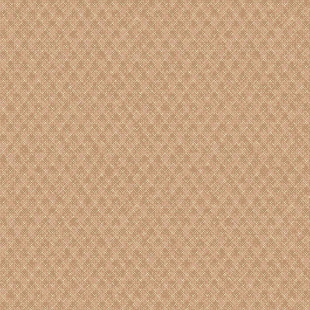 Advantage 57.8 sq. ft. Zoey Rust Harlequin Texture Wallpaper 2812-XSS0206