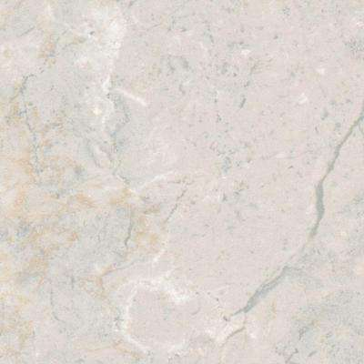 5 in. x 7 in. Laminate Countertop Sample in Portico Marble with Premiumfx Etchings Finish