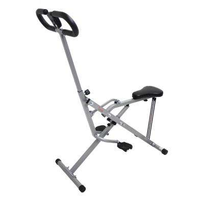 Health and Fitness Upright Row-N-Ride Rowing Machine