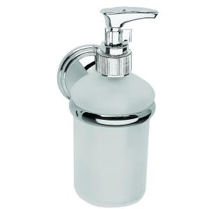 Croydex Westminster Soap Dispenser in Chrome by Croydex