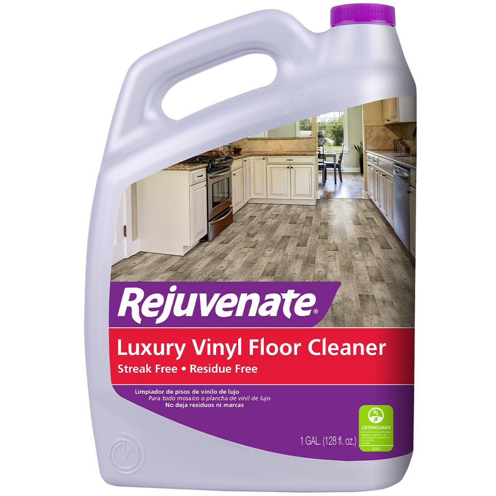 Rejuvenate 128 Oz Luxury Vinyl Floor Cleaner