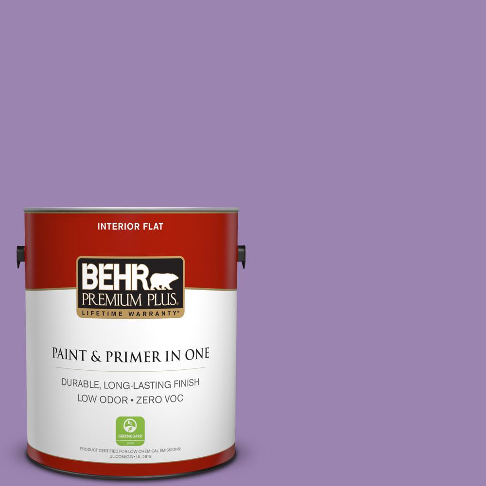 BEHR Premium Plus 1-gal. #M570-5 Celeb City Flat Interior Paint