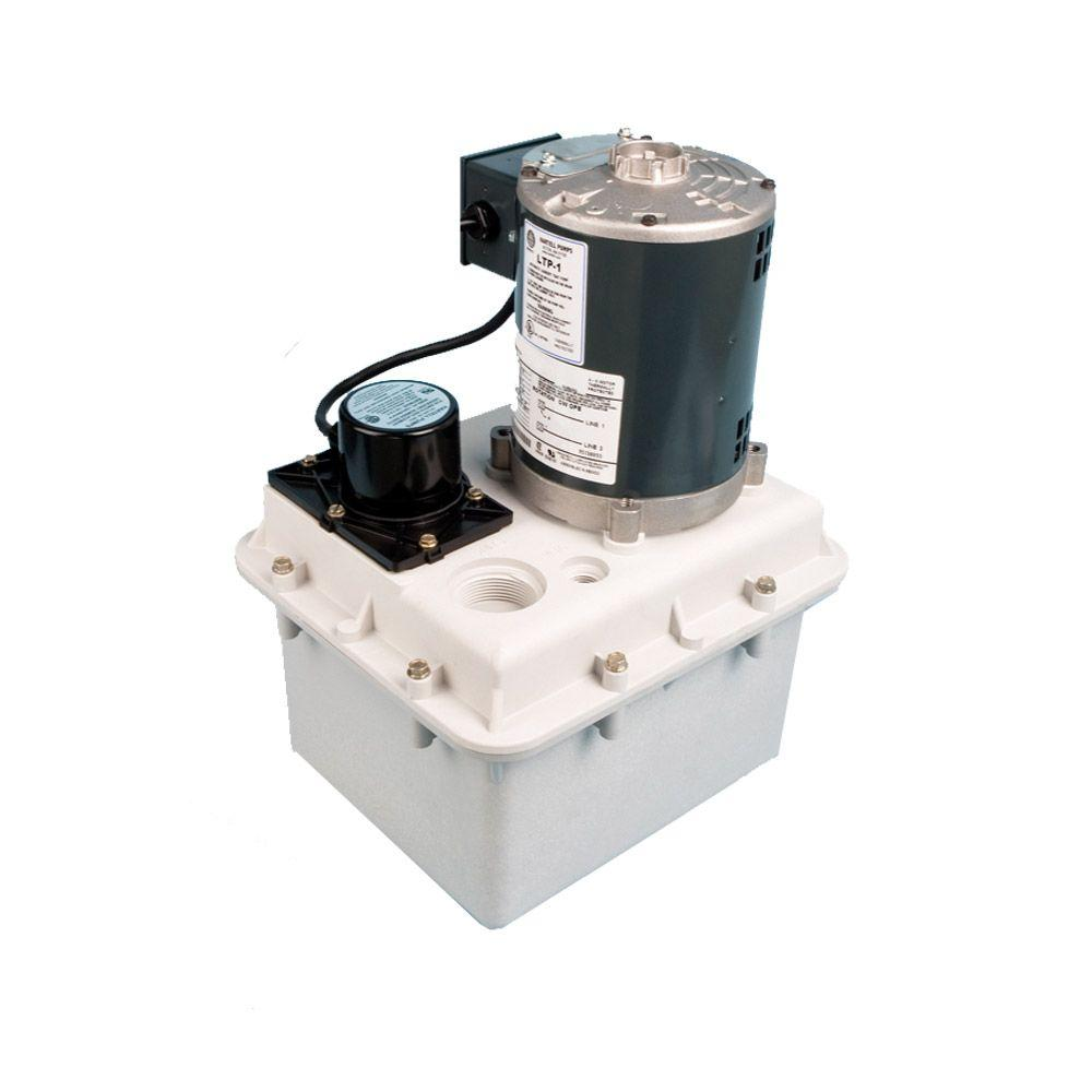 Hartell 1/4 HP Sink Drain-Laundry Tray Pump-LTP-1