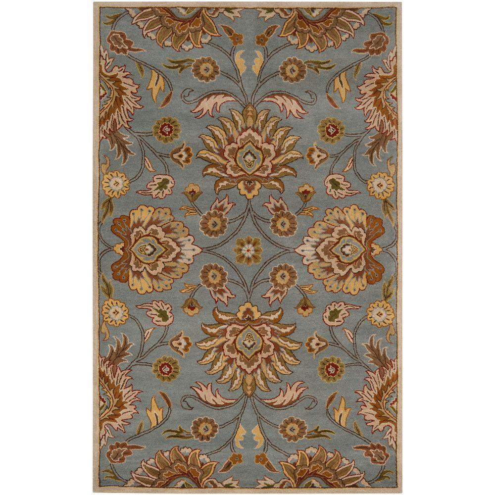 Artistic Weavers Artes Sky Blue 12 ft. x 15 ft. Area Rug