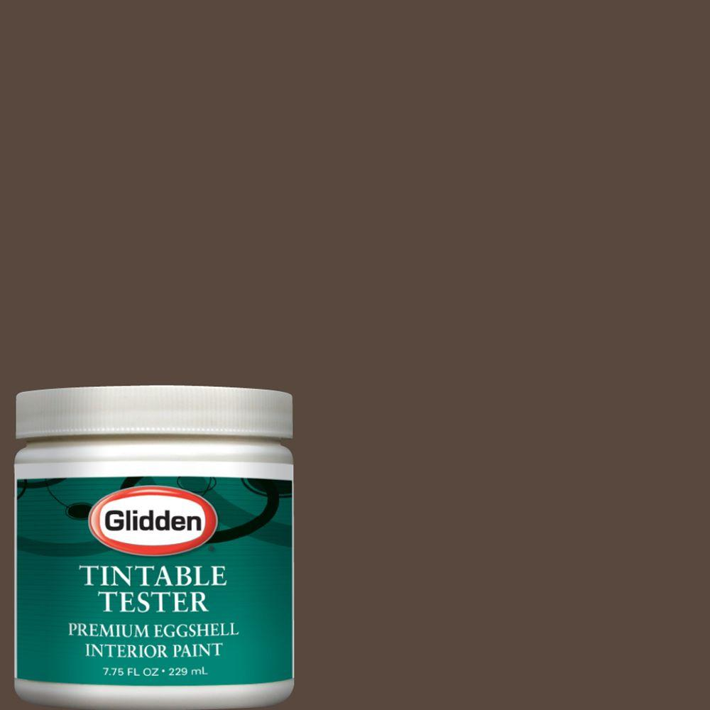 Glidden Premium 8-oz. Walnut Bark Interior Paint Tester