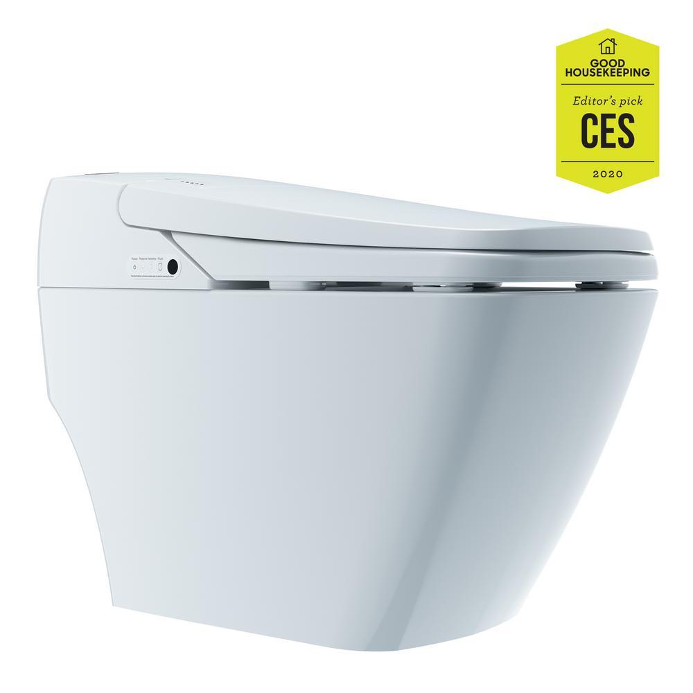 Prodigy Smart Toilet Bidet System with Auto open, Auto Flush