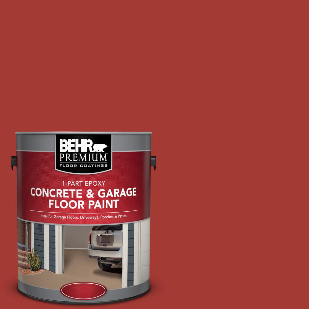 Behr Premium 1 Gal Pfc 03 Red Baron 1 Part Epoxy