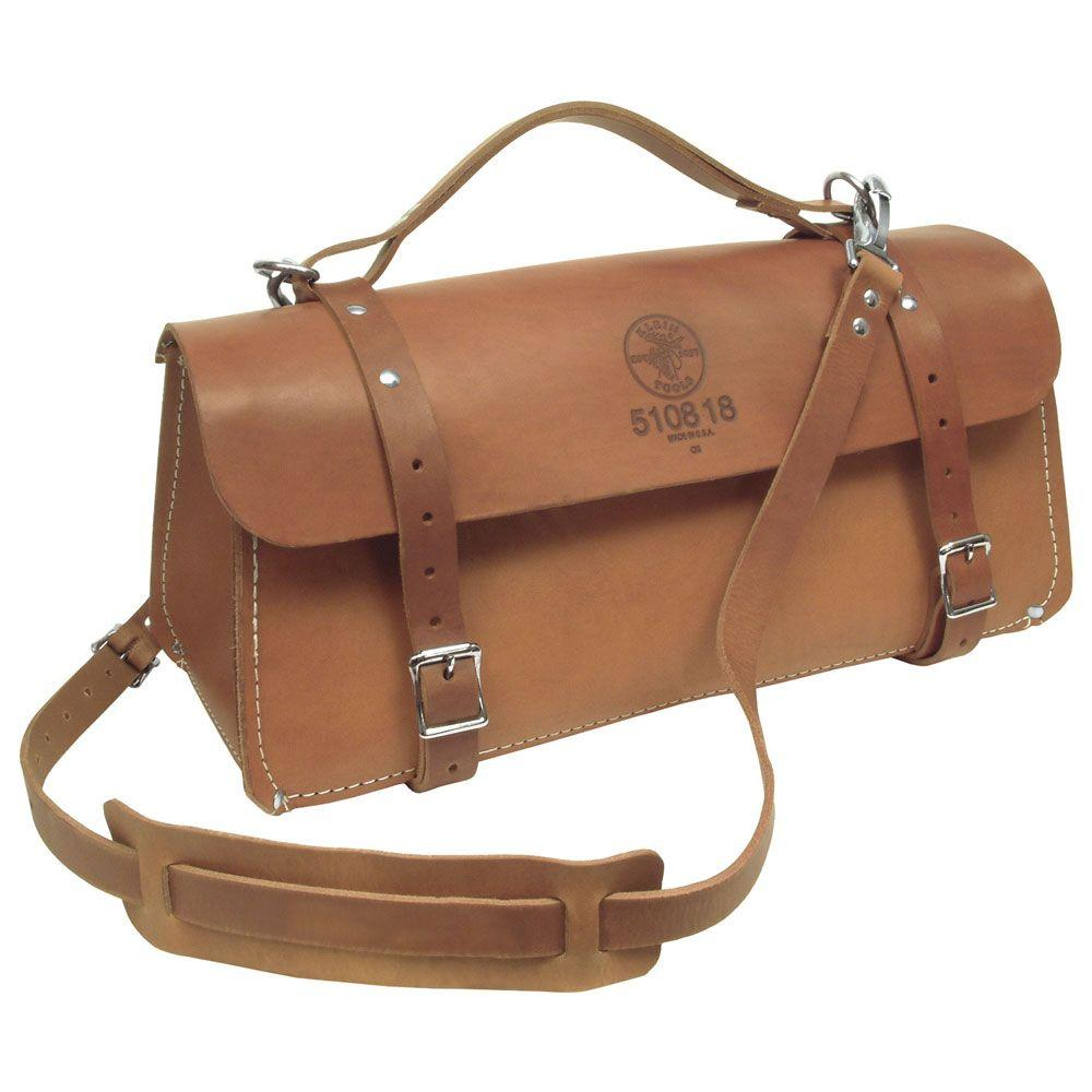Deluxe Leather Tool Bag 5108