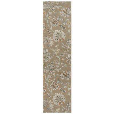 Aileen Multi 2 ft. x 7 ft. 4 in. Indoor Runner