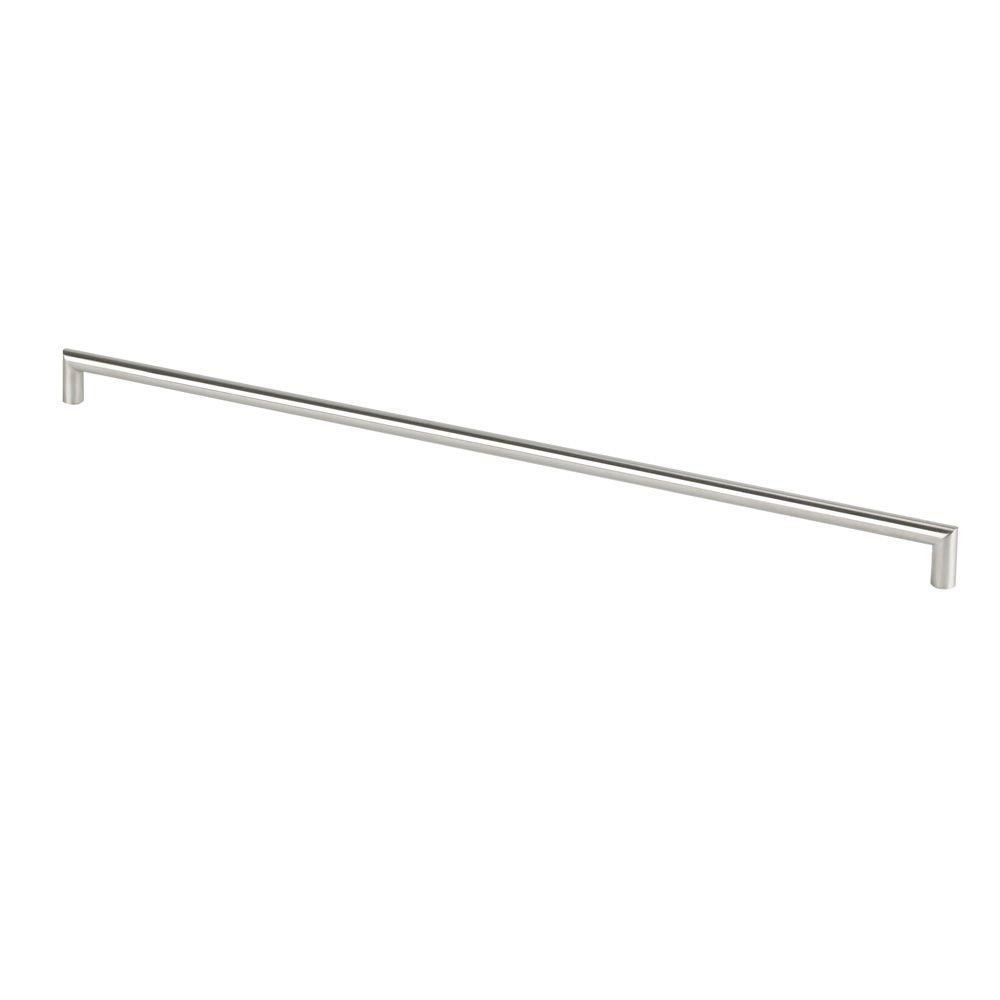 Stainless Steel Collection 31 in. Center to Center Cabinet Pull