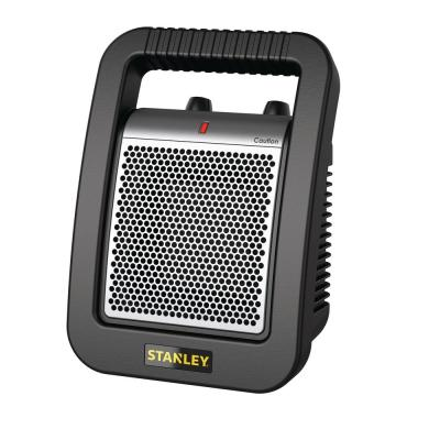 Utility 11.25 in. 1500-Watt Electric Ceramic Space Heater with Thermostat
