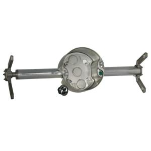 Round Ceiling Rated Pan 2 1