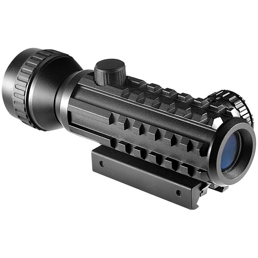 BARSKA 2x30 Hunting Illuminated Reticle Red Dot Sight