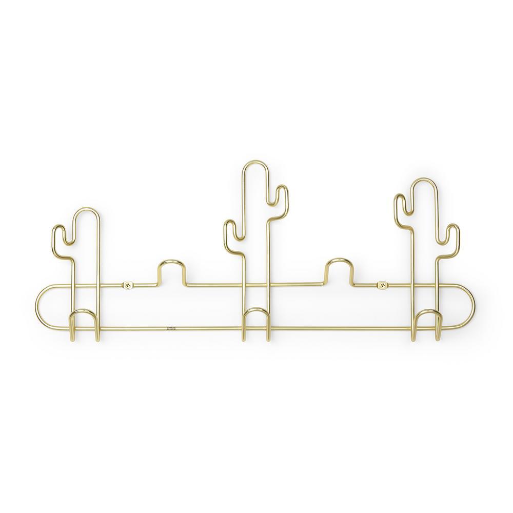 Brass Desert Multi-Hook