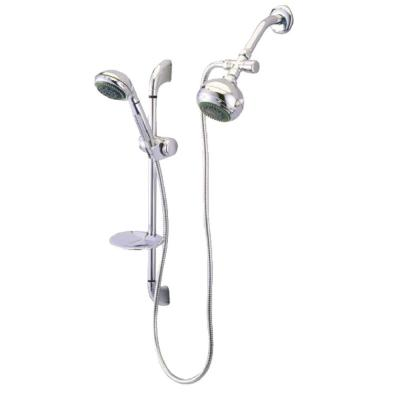 5-Spray Slide Bar Handshower in Chrome