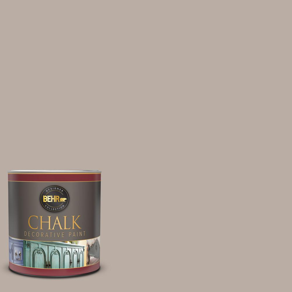 BEHR 1 qt. #BCP41 Pale Sepia Interior Chalk Decorative Paint