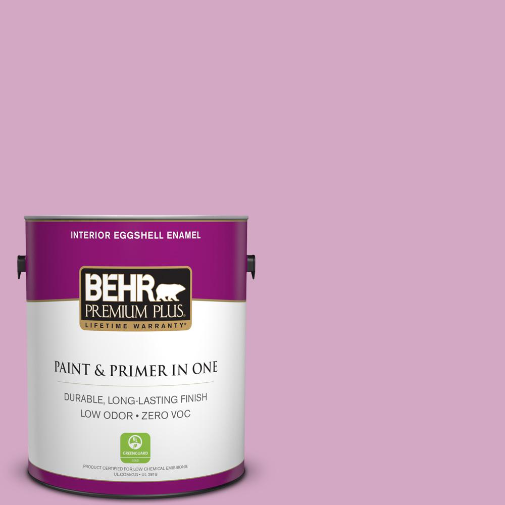 BEHR Premium Plus 1-gal. #M120-4 Heart to Heart Eggshell Enamel Interior Paint