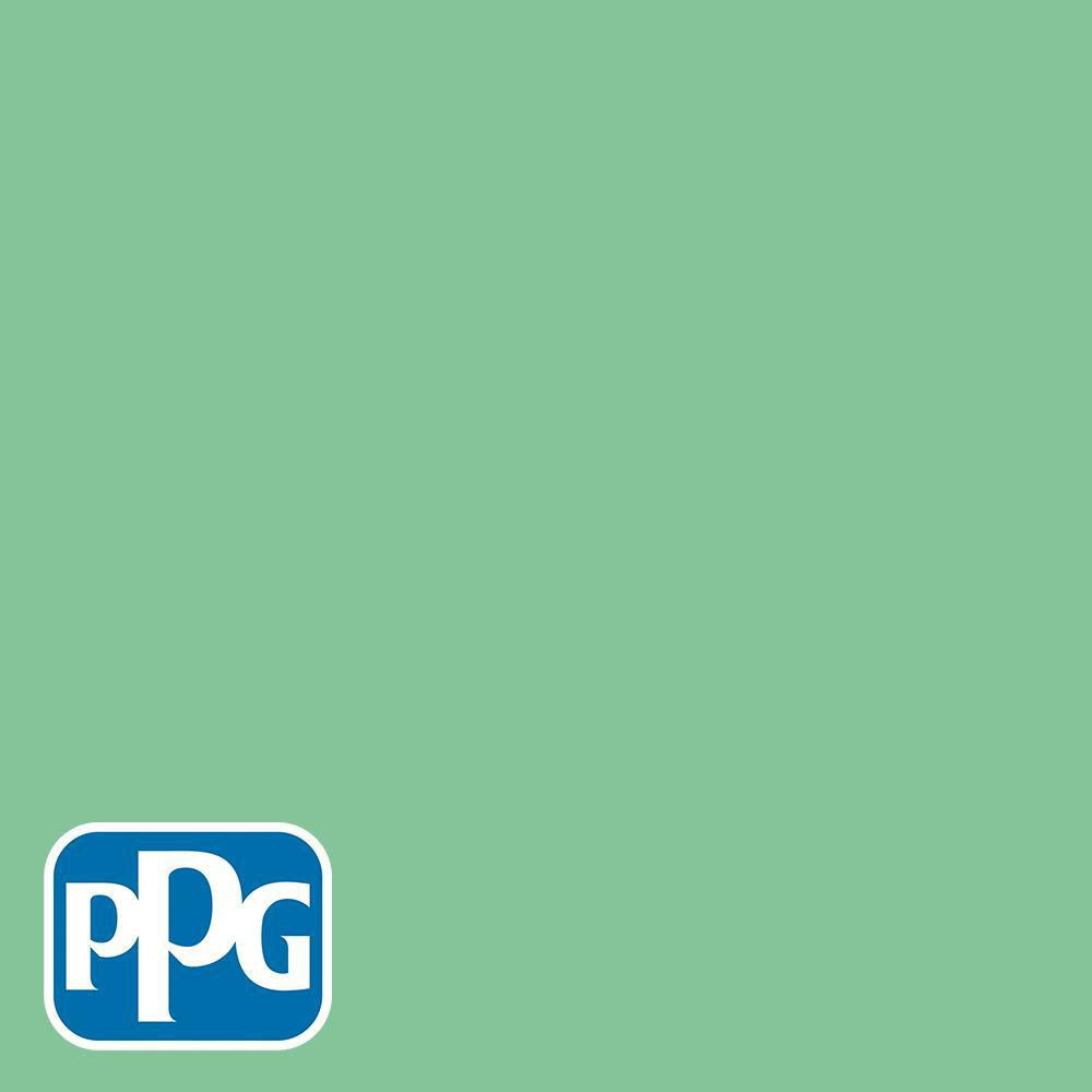 1 gal. #HDPG53 Ultra-Hide Zero Ferndale Semi-Gloss Interior Paint