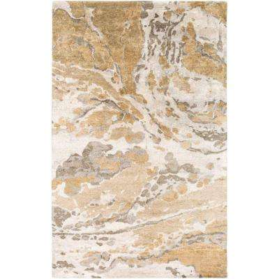Opovo Ivory 8 ft. x 11 ft. Indoor Area Rug