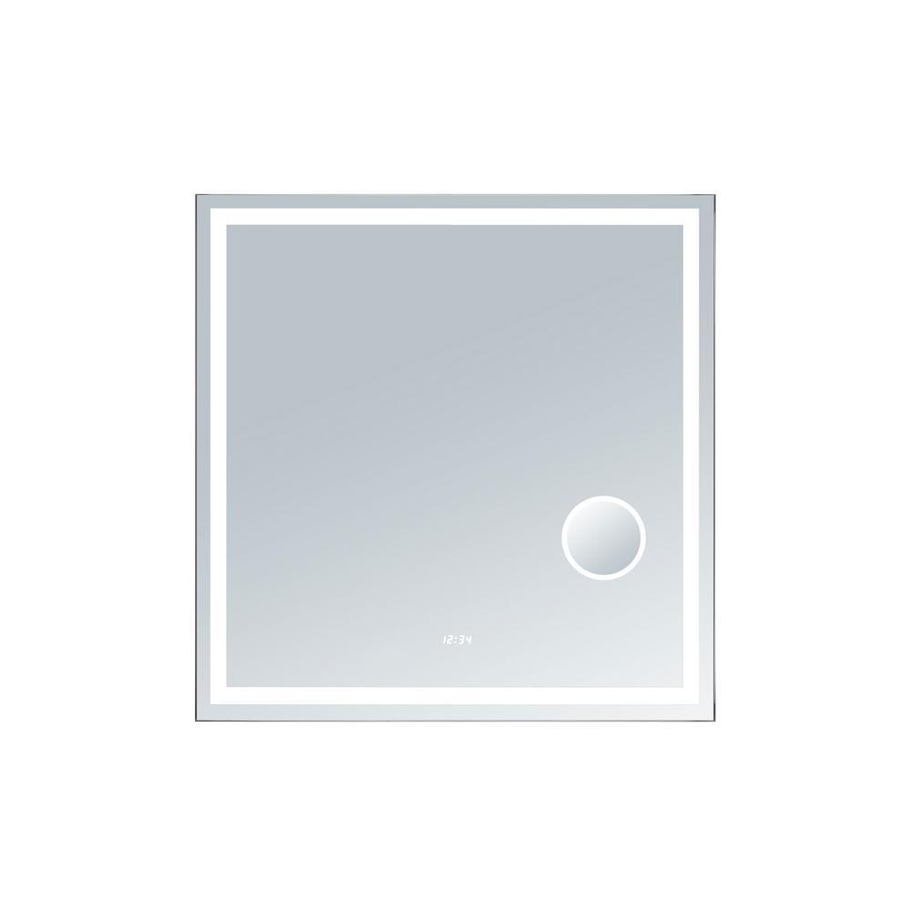 innoci-usa Eros 40 in. x 40 in. LED Mirror