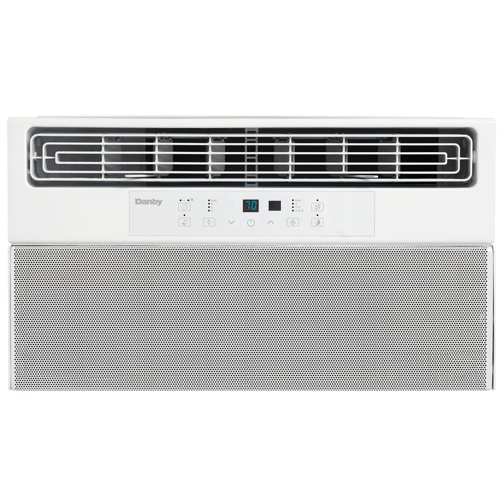 Danby 8000 BTU 115-Volt Low dB Window Air Conditioner with Remote