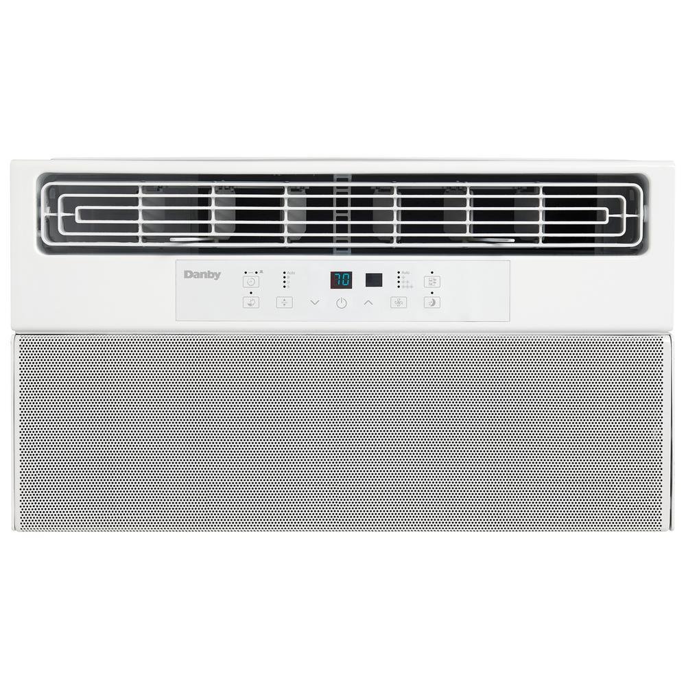 8000 BTU 115-Volt Low dB Window Air Conditioner with Remote