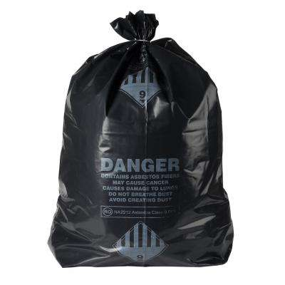 33 Gal. Asbestos 6 Mil Bag Box (32-Count)