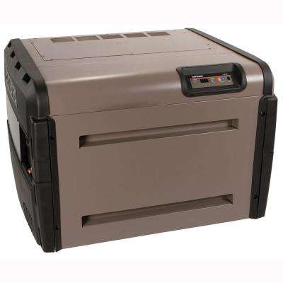 H-Series 300,000 BTU In-Ground Natural Gas Pool Heater