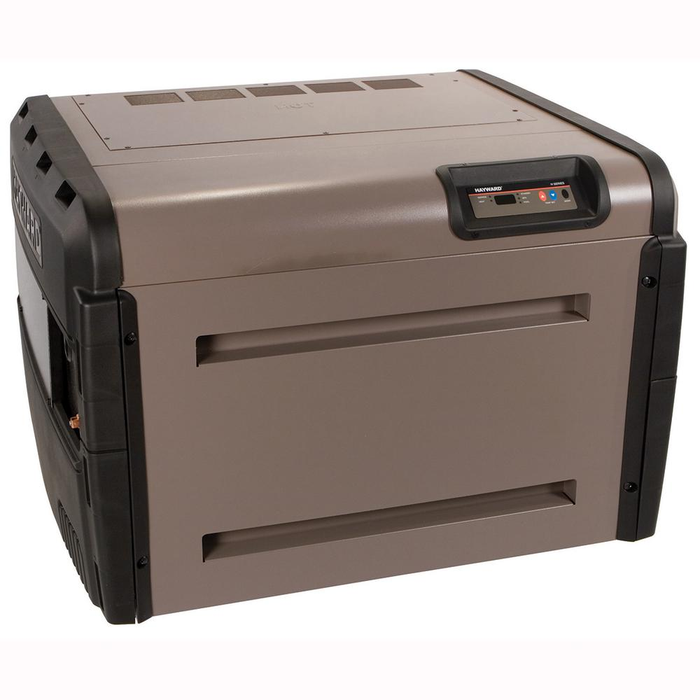 H-Series 400,000 BTU In-Ground Natural Gas Pool Heater