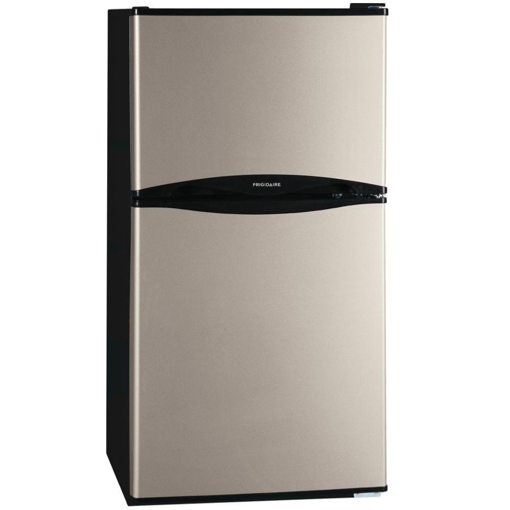 4.5 cu. ft. Mini Refrigerator in Silver Mist, ENERGY STAR
