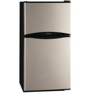 Frigidaire 4.5 cu. ft. Mini Refrigerator in Silver Mist, ENERGY STAR by Frigidaire