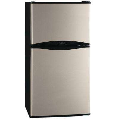 4.5 cu. ft. Mini Refrigerator in Silver Mist, ENERGY STAR