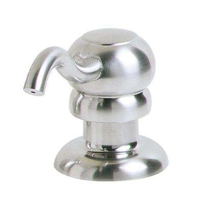 Marielle Soap Dispenser in Stainless Steel