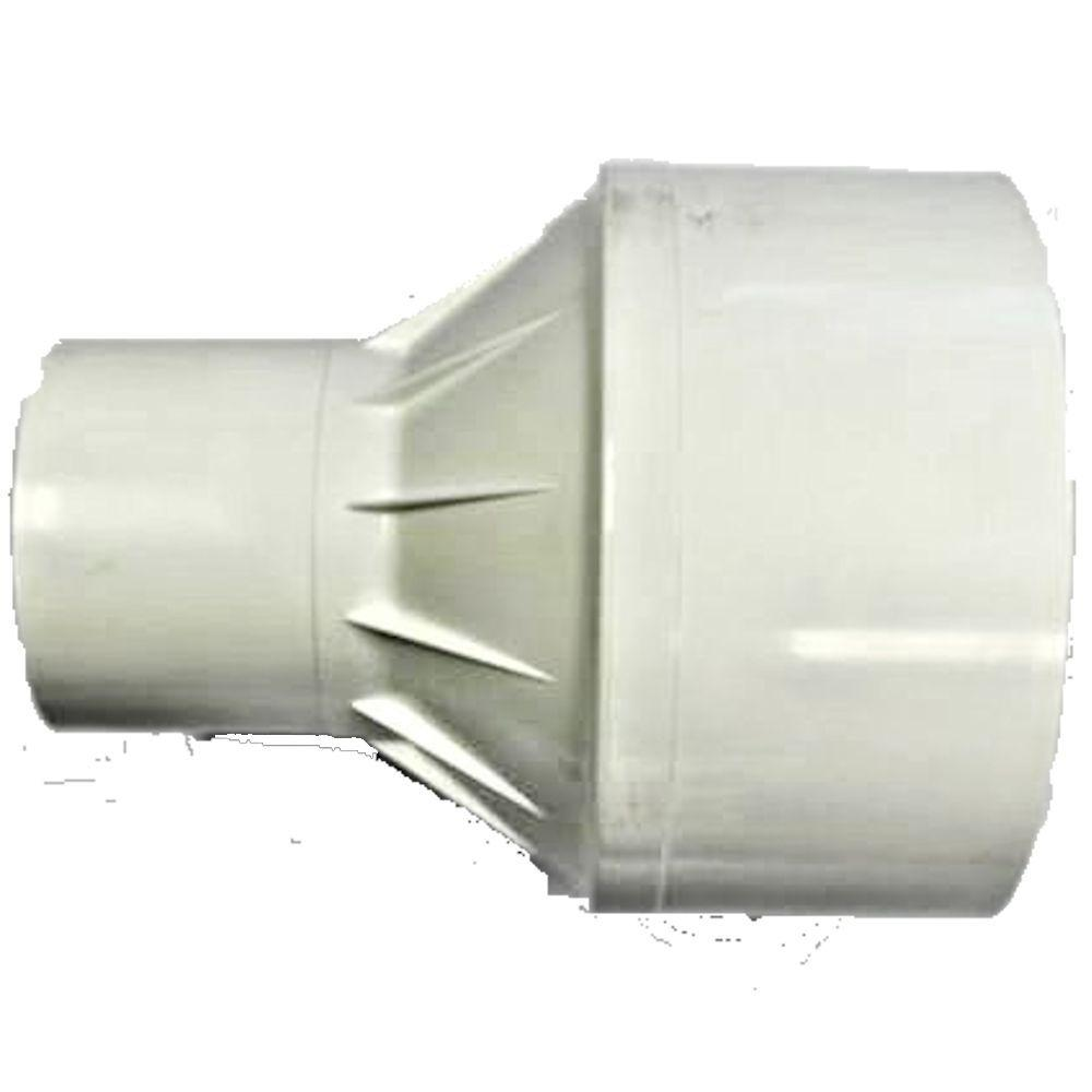 DURA 12 in. x 6 in. Sch. 40 PVC S x S Reducer Coupling