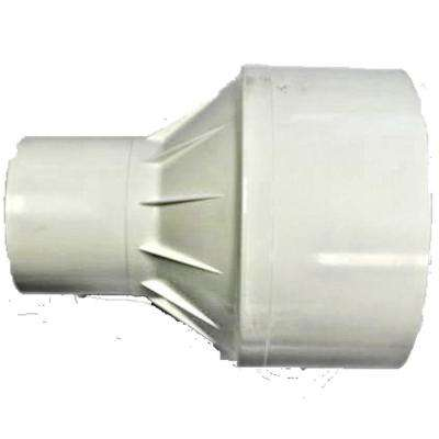 12 in. x 6 in. Sch. 40 PVC S x S Reducer Coupling