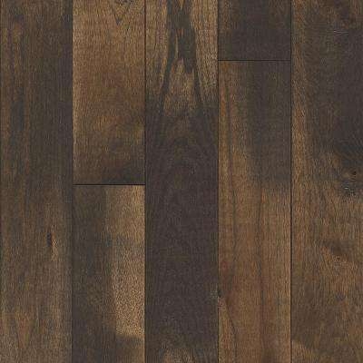 Tranquil Woods Hickory Winter Whisper 3/4 in. T x 5 in. W x Varying Length Solid Hardwood Flooring (23.5 sq. ft. / case)