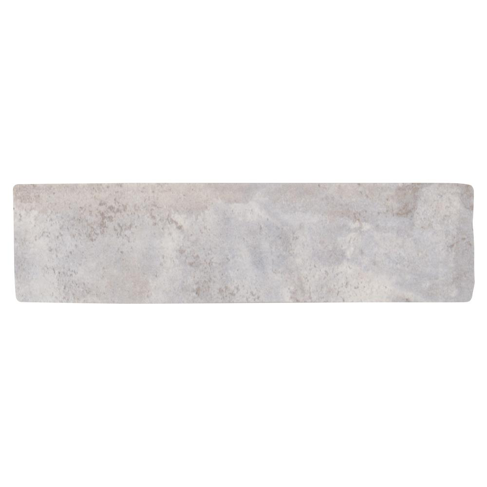 MSI Abbey Brick 2-1/3 in. x 10 in. Glazed Porcelain Floor and Wall Tile (5.17 sq. ft. / case)