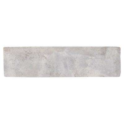 Abbey Brick 2-1/3 in. x 10 in. Glazed Porcelain Floor and Wall Tile (5.17 sq. ft. / case)
