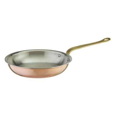 11-3/8 in. Tri-Ply Copper Fry Pan