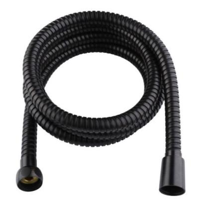 72 in. (6 ft.) Premium Stainless Steel (SS304) Shower Hose with Brass Fittings and EPDM Inner Hose in Rubbed Bronze