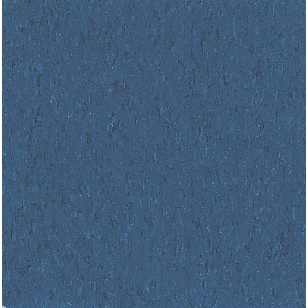 Imperial Texture VCT 12 in. x 12 in. Gentian Blue Standard