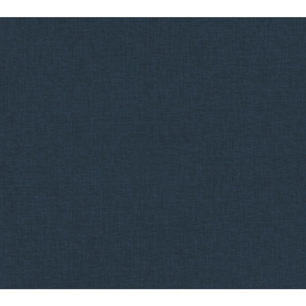 YORK Urban Chic Dream Weaver Wallpaper, Dark Blue
