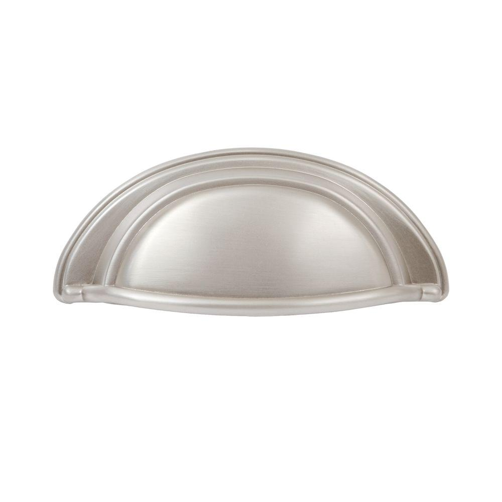 Kitchen Cabinet Handles At Lowes: Sumner Street Home Hardware Symmetry 3 In. Satin Nickel