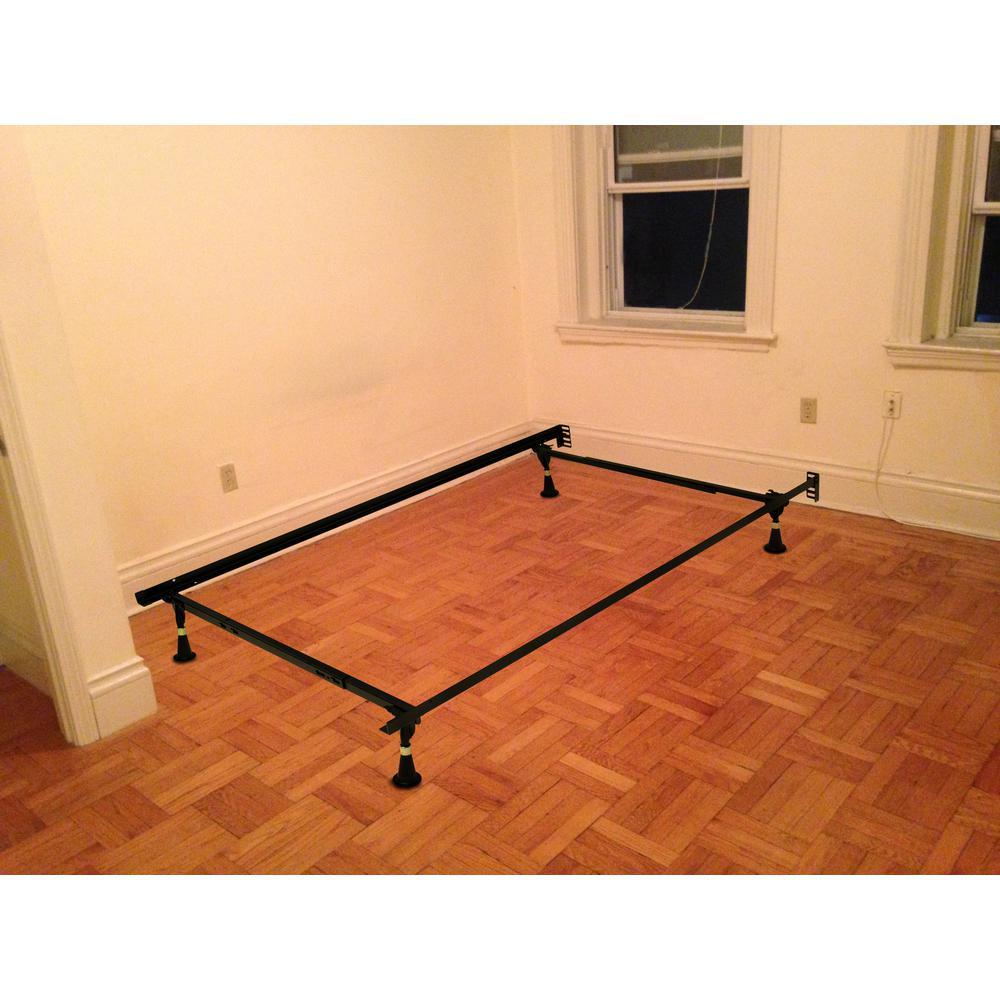 Beautyrest Adjustable Metal Bed Frame SIM-3150BSG-I