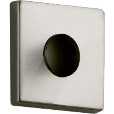 Vero 2 in. Square Shower Arm Flange in Stainless