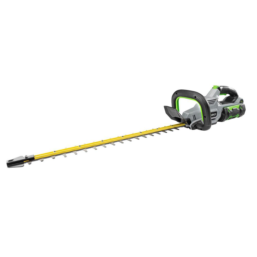 EGO Reconditioned 56V Lith-Ion Cordless 24 in. Brushless Hedge Trimmer, Battery and Charger Not Included