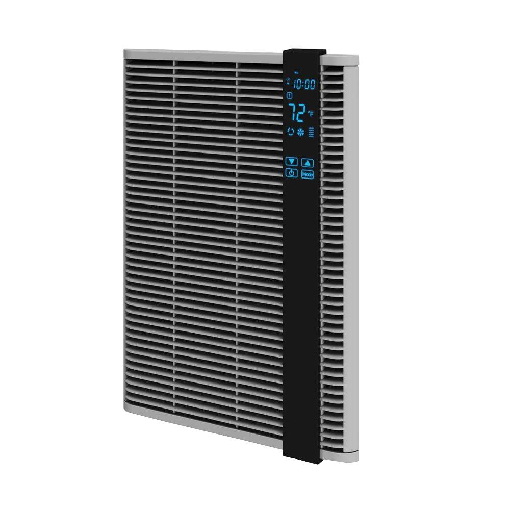 Smart Series 12-1/2 in. x 17-3/4 in. 2,000-Watt Wall Heater