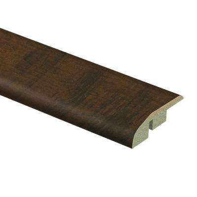 Antique Cherry 1/2 in. Thick x 1-3/4 in. Wide x 72 in. Length Laminate Multi-Purpose Reducer Molding