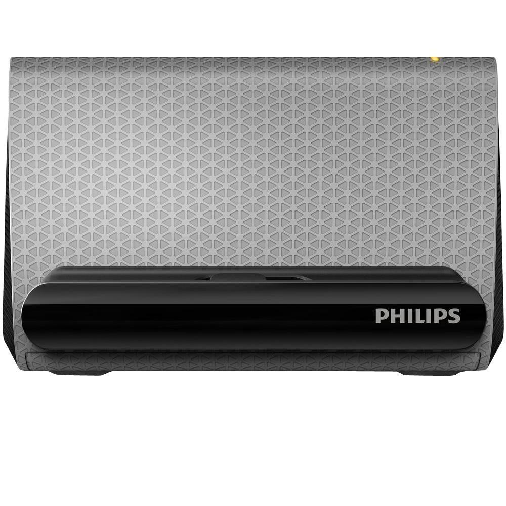 Philips 4-Watt Portable Speaker for 3.5mm Portable Device